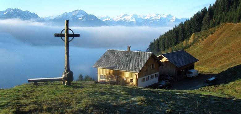 Bergmesse Alpe Almein