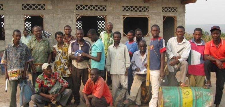Schule in Feshi- ein zukunftsweisendes Projekt