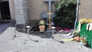 Vorschaubild Beisetzung Pfarrer Hammerer