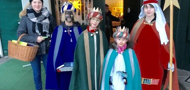 Team Katholische Jugend - Sternsinger