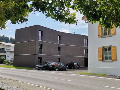 Arkahus-Neubauteil