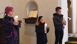 Vorschaubild Erstkommunion-Vorbereitung: Erneuerung der Taufversprechen