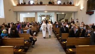 Vorschaubild Feier der (verschobenen) Erstkommunion