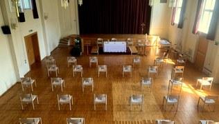 Vorschaubild Sommerkirche im Röthnersaal im Vereinshaus