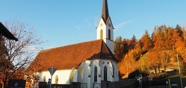 Röthis - Hl. Martin (copyright: Kath. Kirche Vorarlberg / Blum)