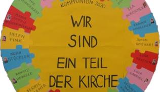 Vorschaubild Erstkommunion am 20.09.2020