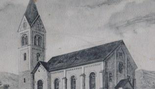 Vorschaubild Ansichten der Sulner Kirche
