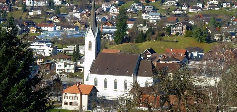 Weiler - Heiligstes Herz Jesu (copyright: Kath. Kirche Vorarlberg / Mathis)