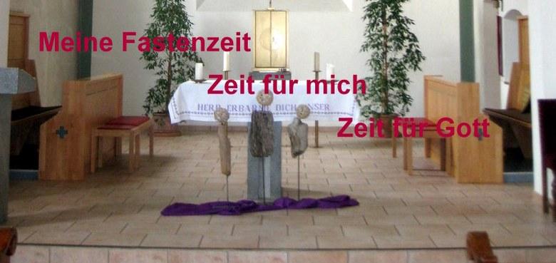 Stille Anbetung und Fastengottesdienst mit Predigt