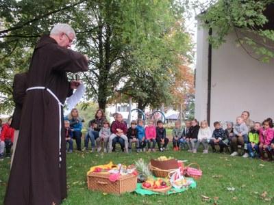 Erntedankfest - Don Bosco 1