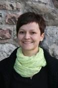 Chorleiterin Petra Bitschnau