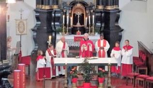 Vorschaubild Patrozinium St. Laurentius