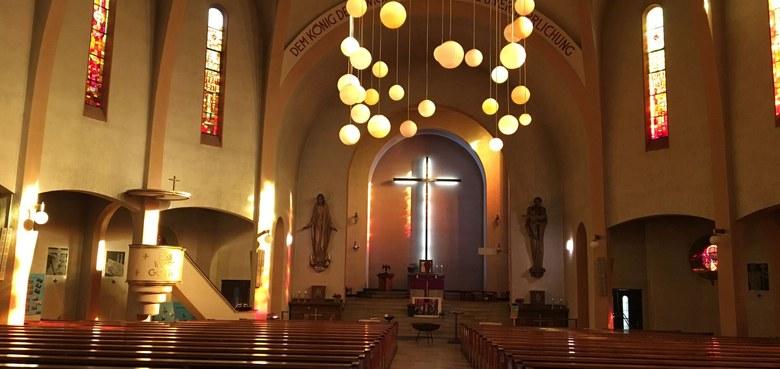 Bludenz - Hl. Kreuz