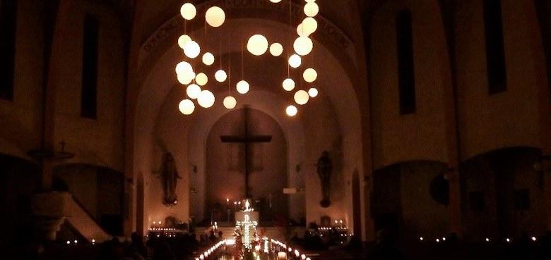 Abend der Versöhnung in der Hl. Kreuzkirche
