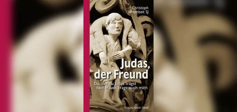 Buchvorstellung: Judas, der Freund.