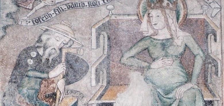 X-Mas-Fresken - Führung in der Martinskapelle