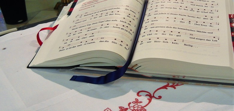 Lektoren, Eucharistiehelfer, Kantoren