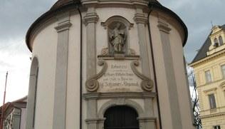 Vorschaubild Die Nepomukkapelle