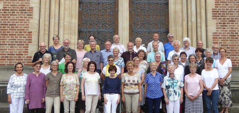 """Kirchenchor singt die """"Kleine Orgelsolomesse"""