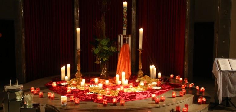 Taizé-Abendgebet