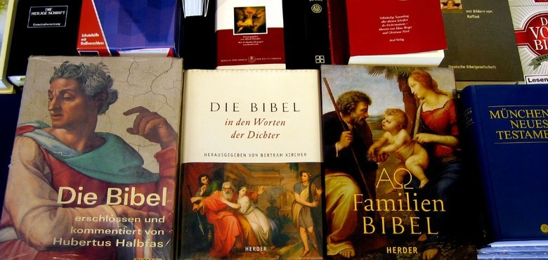Bibelrunde mit Vikar Peter