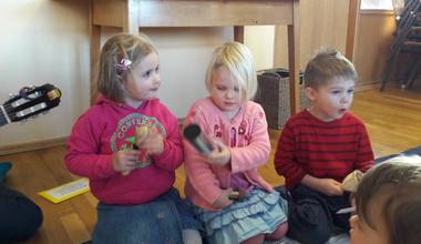Teaserbild für den Artikel Eltern-Kind-Frühstück Fizzerle