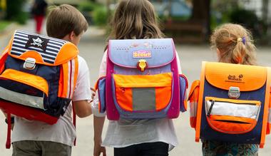 Teaserbild für den Artikel Kinder / Familiensegen zum Schulstart
