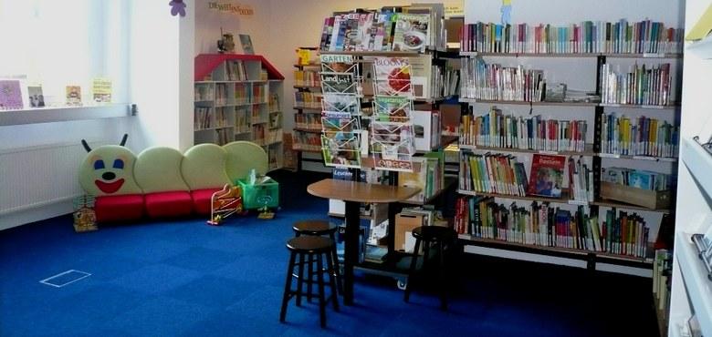 Bücherei Schoren