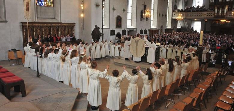 Familiengottesdienst St. Karl