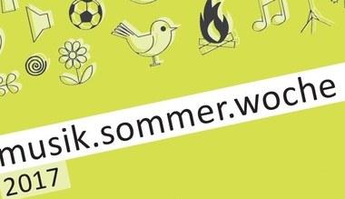 Teaserbild für den Artikel musik.sommer.woche