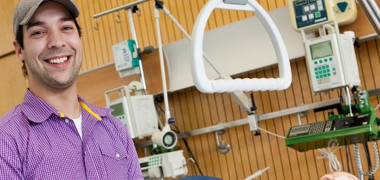 Boys' Day 2012 - Profil Krankenpfleger