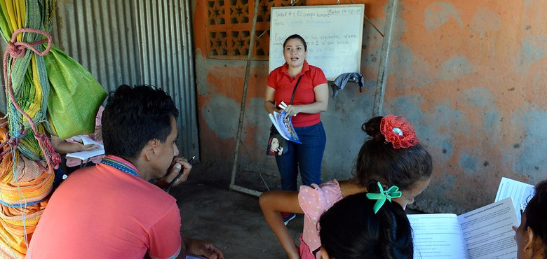 Dreikönigsaktion-Projektpartner/innenbesuch aus Nicaragua