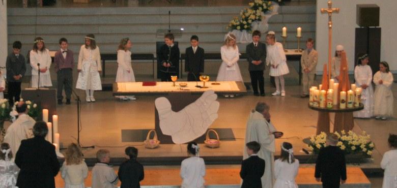 Erstkommunionfeier - Weißer Sonntag