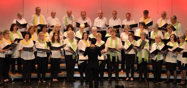Messfeier zum Jubiläum - Gesangverein Konkordia