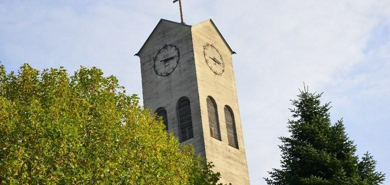 Lustenau - Rheindorf, Erlöserpfarre