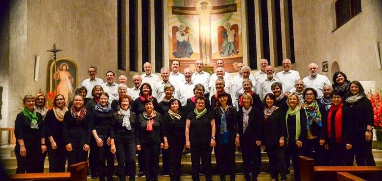 Jubiläumskonzert - 80 Jahre Kirchenchor Rheindorf