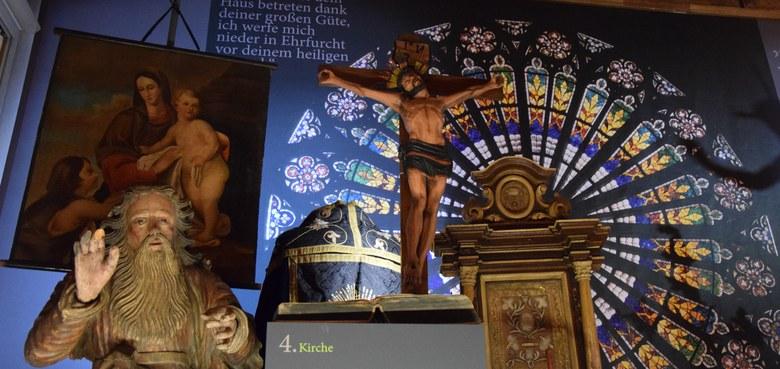 Lange Nacht der Museen: Noster und Hausaltar