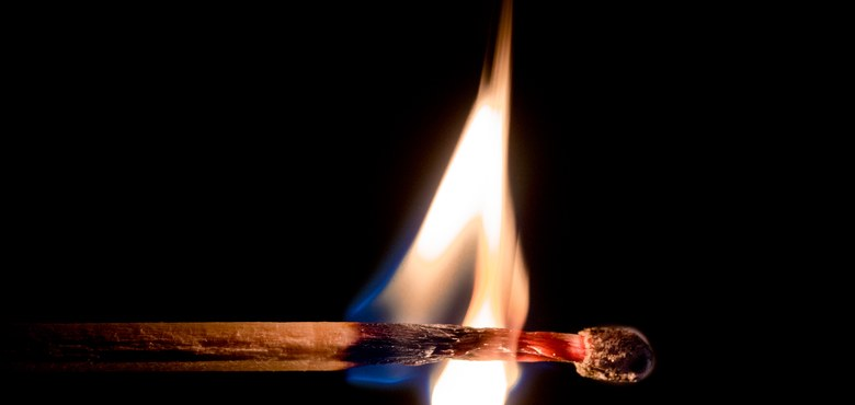 Dialog mit dem Feuer