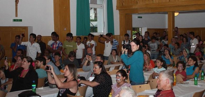 Flüchtlingsfest in Wolfurt