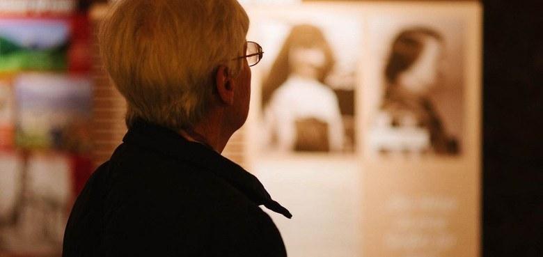 """Ausstellung """"Die Welt steht in Flammen"""""""