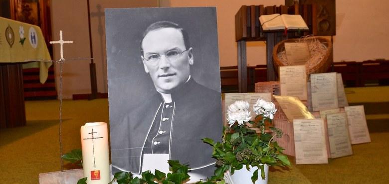 Todestag von Provikar Carl Lampert - Gedenken