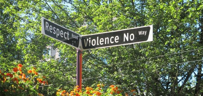 Keine Gewalt im Namen der Religion