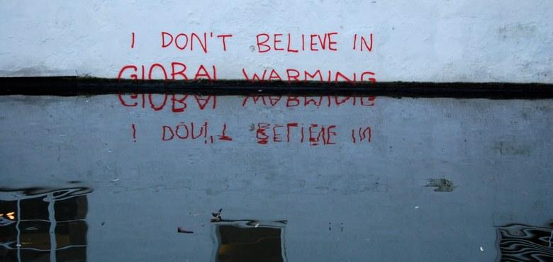 Fahren wir den Planeten an die Wand?
