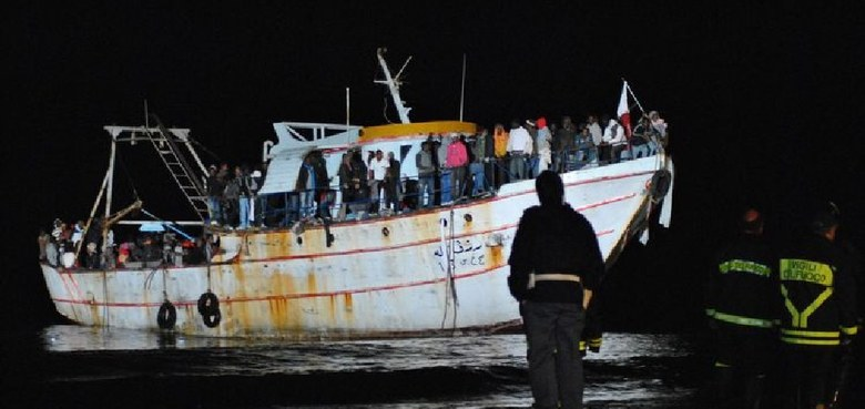"""Rückblick """"Lampedusa ist überall"""""""