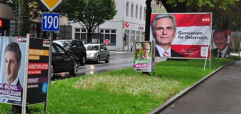 "Rückblick ""Nationalratswahlen 2013"""