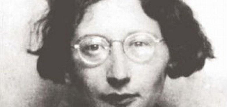 Simone Weil. Frauenportrait