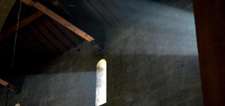 Kirchenführung mit allen Sinnen