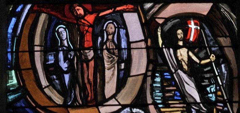 Martin Häusle in Herz Jesu: Das Drama der Heilsgeschichte