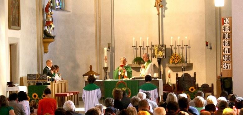 38 Jahre im Dienst der Pfarrgemeinde Sulz