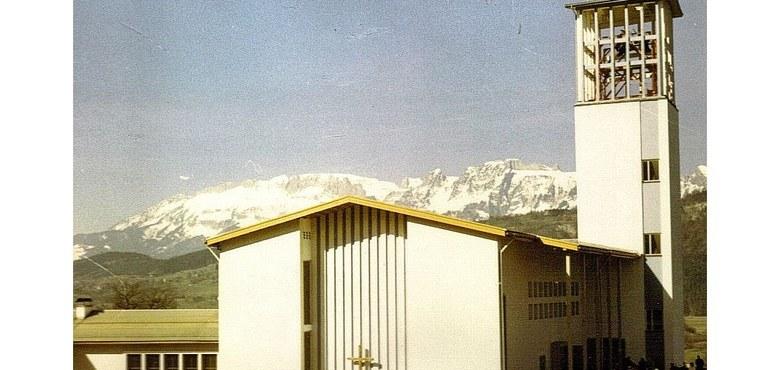 50 Jahre Pfarrkirche zur Hl. Familie Tisis